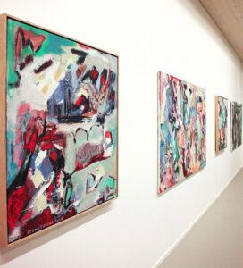 Galerie de Vlaamse Schuur - Kunstschilder Frans Ermens Breda Rijsbergen