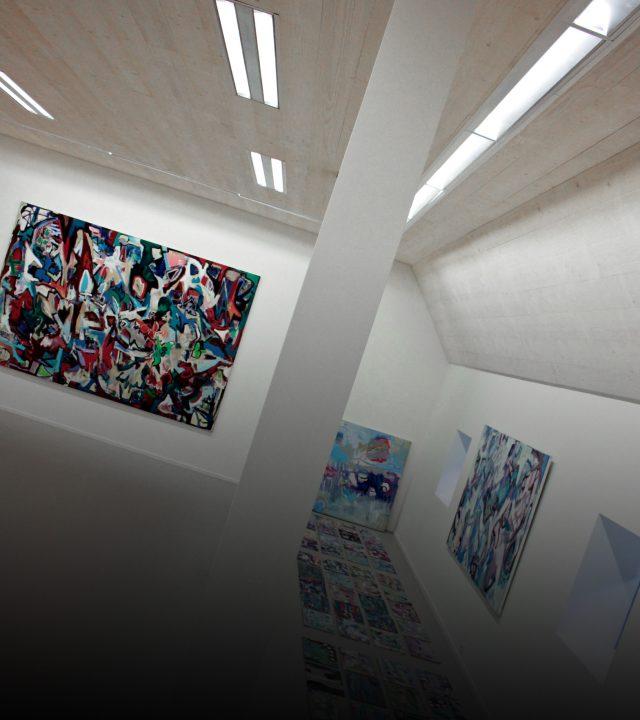 Expositieruimte De Vlaamse Schuur Frans Ermens